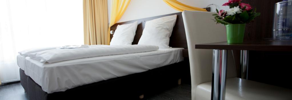 Hotel Kiez Pension - 柏林 - 臥室