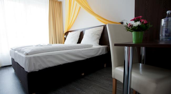 Hotel Kiez Pension Berlin - 柏林 - 臥室
