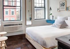 東鄉村酒店 - 紐約 - 臥室