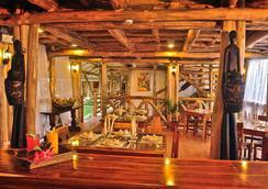 帕洛阿爾托住宿加早餐酒店 - Puerto Princesa - 餐廳