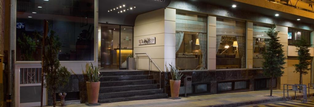 Acropolis Select Hotel - 雅典 - 建築