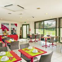 CERISE Valence Breakfast Area