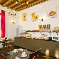 CERISE Carcassonne Sud Breakfast Area