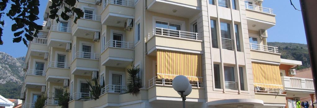 Hotel Obala - 布德瓦 - 建築