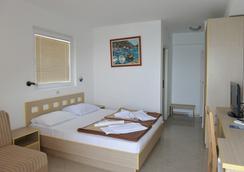 奧巴拉酒店 - 布德瓦 - 臥室