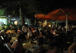 奧巴拉酒店 - 布德瓦 - 餐廳