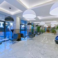 Kaptan Hotel Lobby Sitting Area
