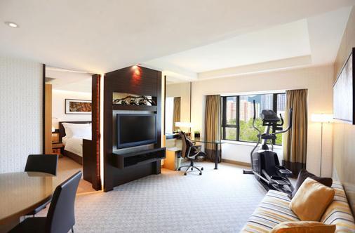 帝都酒店 - 香港 - 客廳