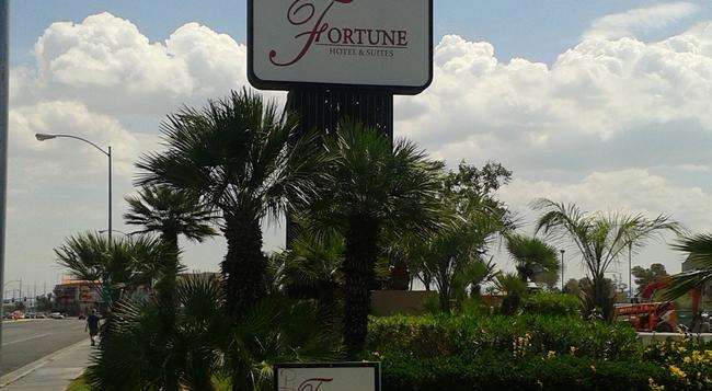 Fortune Hotel & Suites - 拉斯維加斯 - 室外景