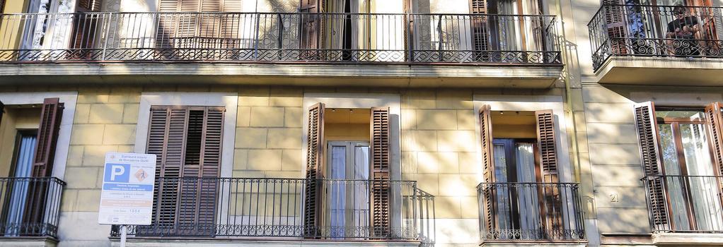 Arc La Rambla - 巴塞隆拿 - 建築