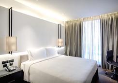 曼谷安曼納酒店 - 曼谷 - 臥室
