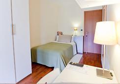 Rooms Rent Vesuvio Bed & Breakfast - 那不勒斯/拿坡里 - 臥室