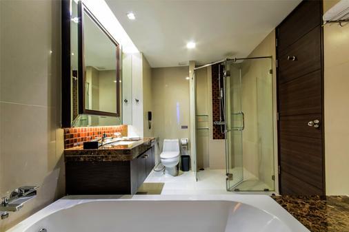 水門市場伯克利飯店 - 曼谷 - 浴室