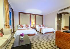 水門市場伯克利飯店 - 曼谷 - 臥室
