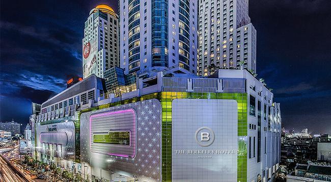 The Berkeley Hotel Pratunam - 曼谷 - 建築