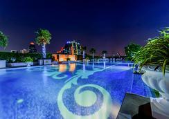 水門市場伯克利飯店 - 曼谷 - 游泳池