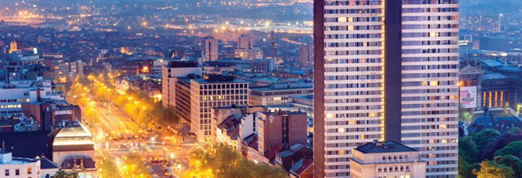 The Hotel Brussels - 布魯塞爾 - 室外景