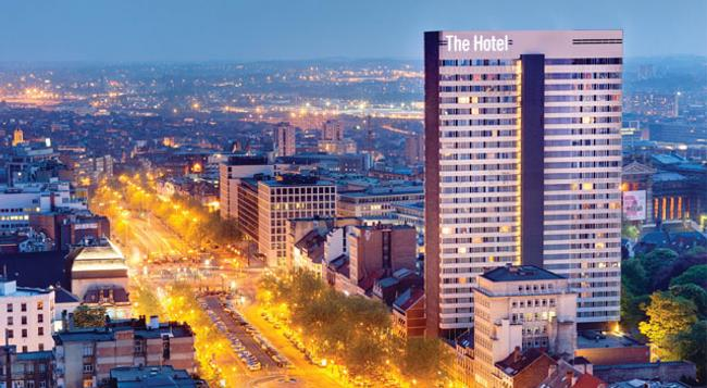 The Hotel - 布魯塞爾 - 建築