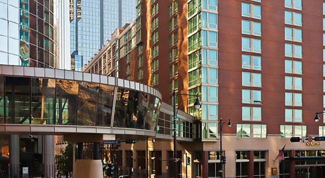Kansas City Marriott Downtown - 堪薩斯城 - 建築