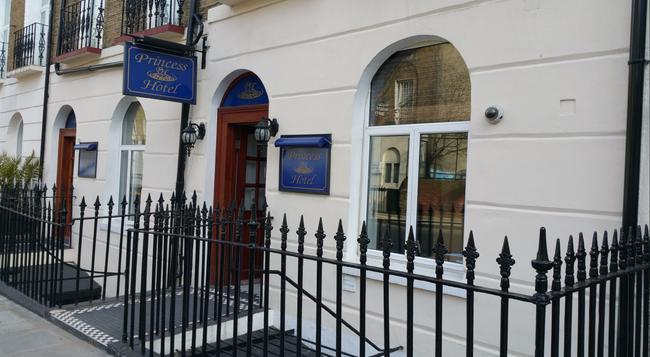 Princess Hotel - 倫敦 - 建築
