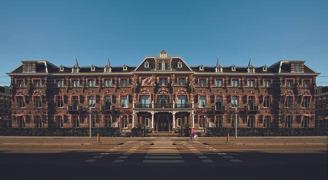 Hampshire Hotel - The Manor Amsterdam - 阿姆斯特丹 - 建築