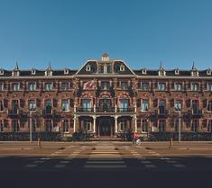 阿姆斯特丹莊園罕布什爾酒店