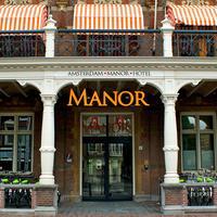 Hampshire Hotel - The Manor Amsterdam Hotel Entrance