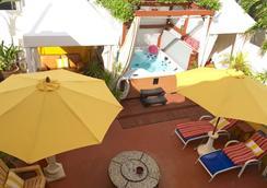 辛克萊海灘套房溫泉度假酒店 - 好萊塢 - Spa