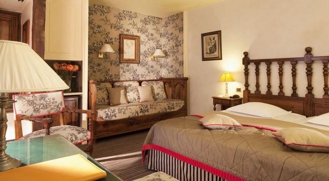 Hotel Left Bank Saint Germain - 巴黎 - 臥室