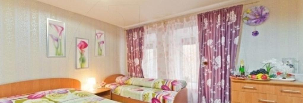 Advanced Trio Hotel - 聖彼得堡 - 臥室