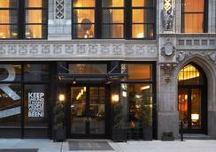 煉油廠酒店- 紐約 - 紐約 - 建築