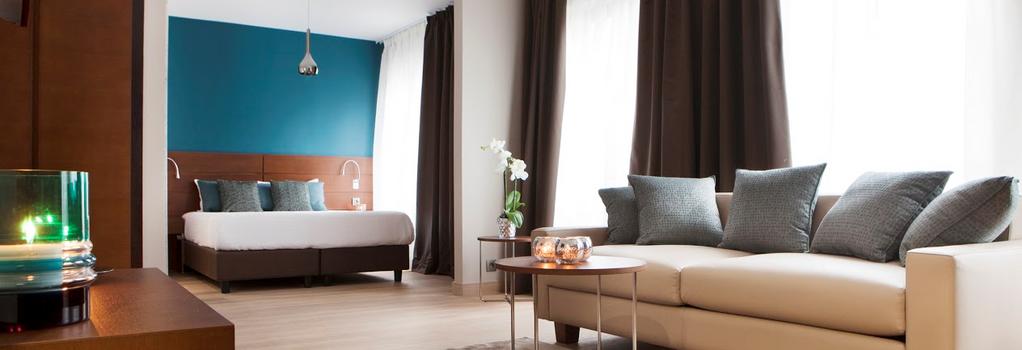 Residence Agenda - 布魯塞爾 - 臥室