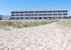 沙堡度假酒店 - Provincetown - 海灘