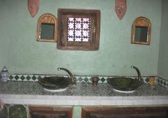 Dar Alaafia - 瓦爾扎扎特 - 浴室