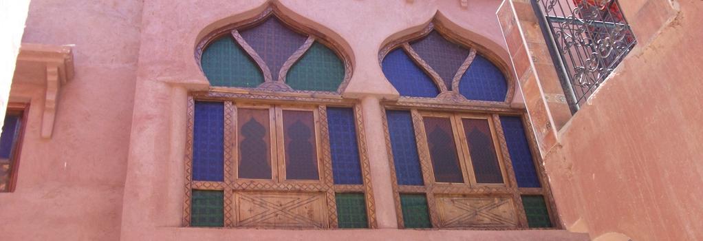Dar Alaafia - 瓦爾扎扎特 - 建築
