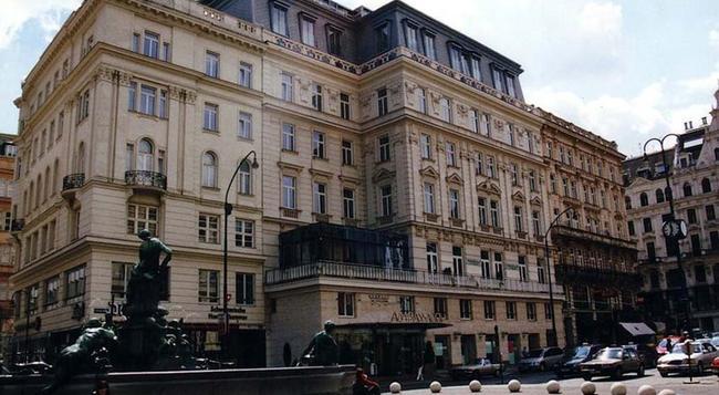 Ambassador Hotel - 維也納 - 建築