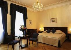 國賓酒店 - 維也納 - 臥室
