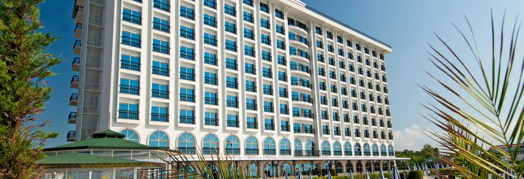 Harrington Park Resort - 安塔利亞 - 建築
