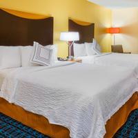 Fairfield Inn & Suites Mobile Guestroom