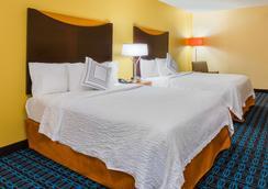 摩拜爾費爾菲爾德旅館&套房酒店 - 莫比爾 - 臥室