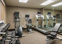 塔拉哈斯北I-10首都圈酒店 - 塔拉哈西 - 健身房