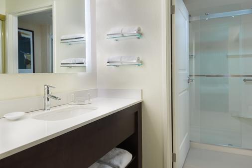 塔拉哈斯北I-10首都圈酒店 - 塔拉哈西 - 浴室