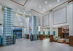 聖安東尼奧機場希爾頓花園酒店 - 聖安東尼奧 - 大廳