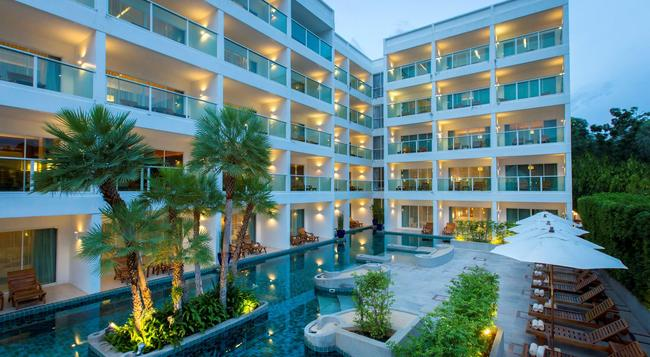 Chanalai Romantica Resort Kata Beach - 卡倫海灘 - 建築