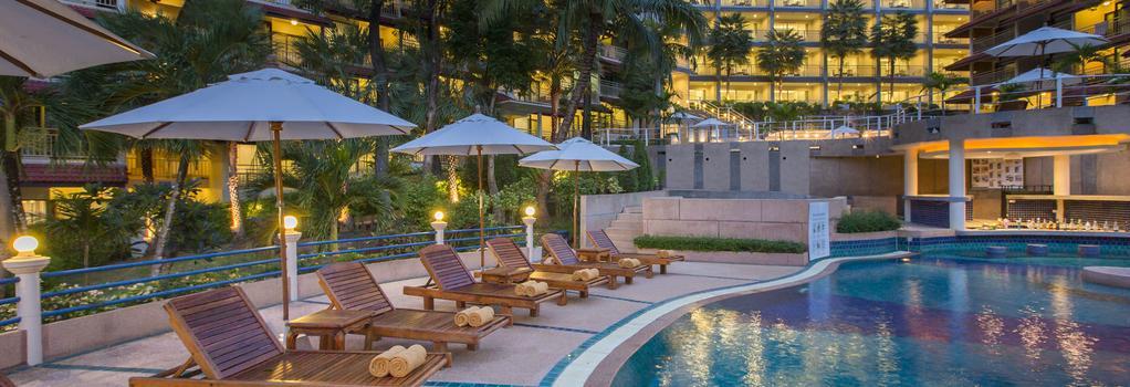Chanalai Flora Resort Kata Beach Phuket - 卡倫海灘 - 建築