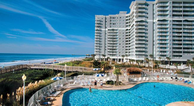 Sea Watch Resort - 默特爾比奇 - 建築