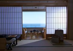 若松溫泉旅館 - 函館 - 臥室