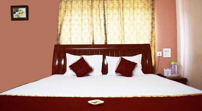 Hotel Avisha - 加爾各答 - 臥室