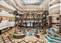 羅達艾爾布斯坦酒店 - 杜拜 - 大廳