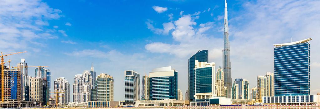Roda Al Bustan - 杜拜 - 建築